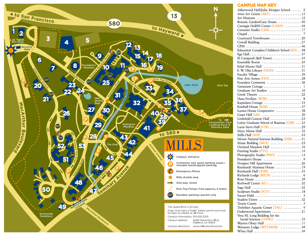 Design Challenge: Reinvent the Campus Map - danryan.us on