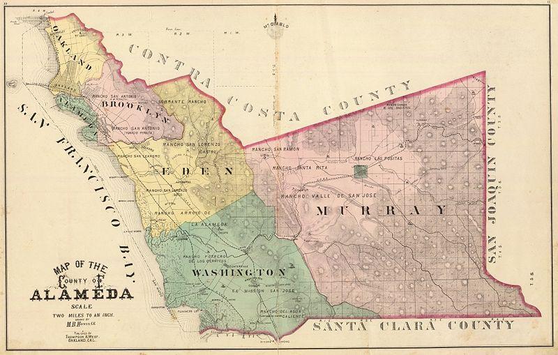Oakland in the 1900 1910 census danryan alameda20countyg publicscrutiny Image collections